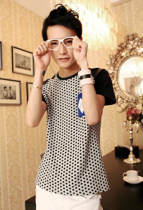 夏天时尚男士服装搭配图片(3)