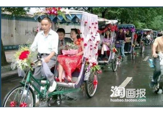 另类创意婚车集锦 太拉风了 - 酷卖潮物~吧 - 酷卖潮物~吧