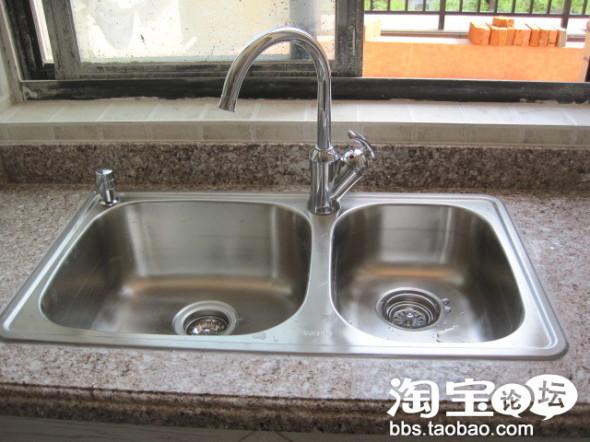 摩恩水槽安装说明书_MOEN摩恩厨房龙头全铜冷热净铅节水旋转水