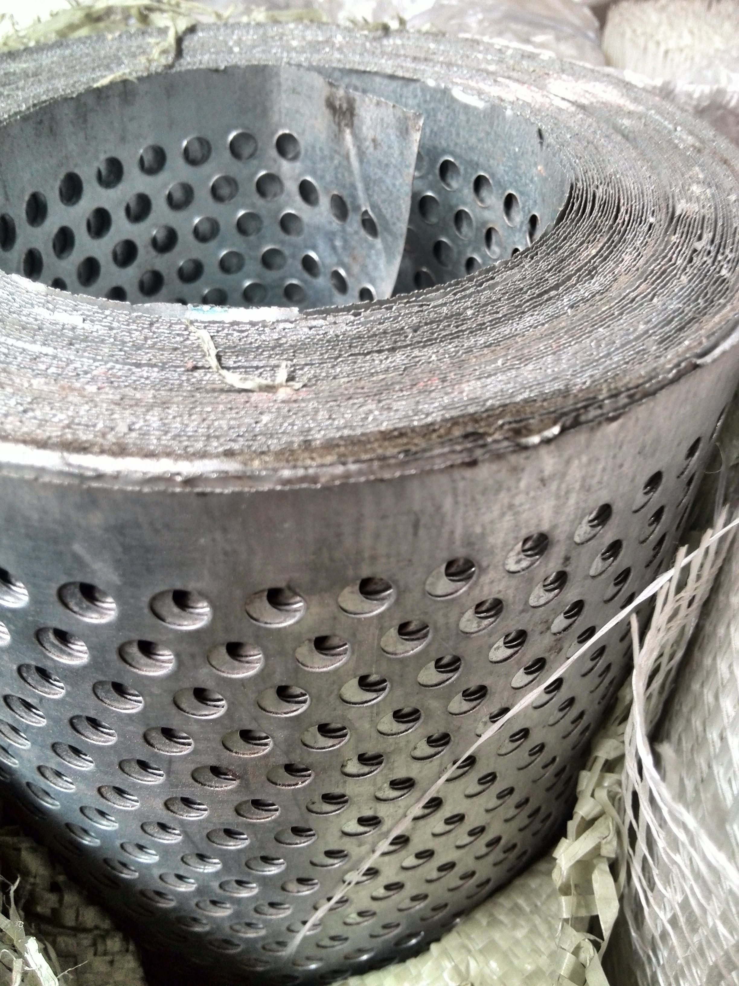 冲孔网卷板冲孔网镀锌冲孔网机械筛网防护罩 厂家直销  加工定做