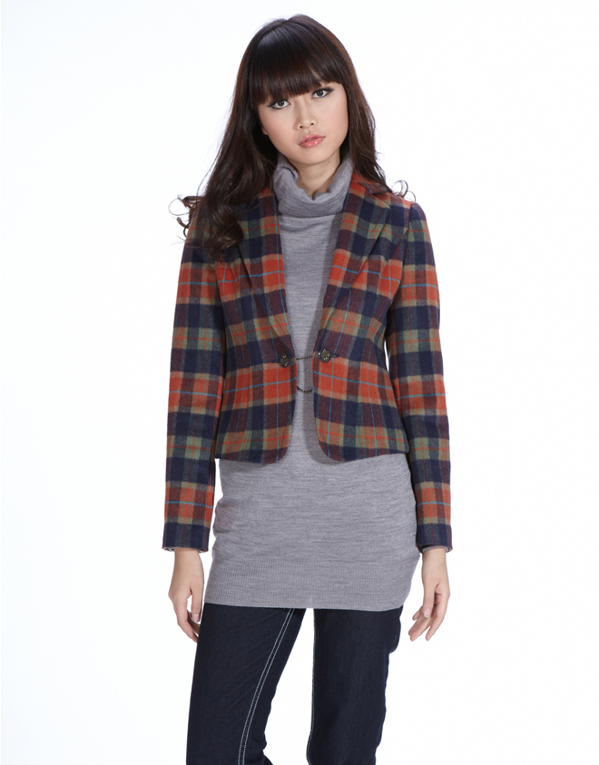 格子格子,最好看的格子服饰推荐 - danxus - D'BLOG